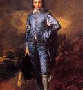 The Blue Boy Jonathan Buttall