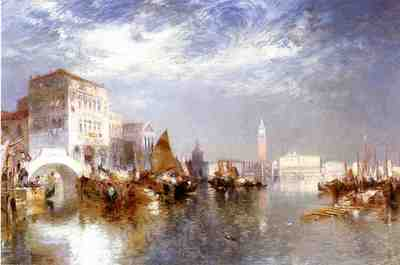 Moran Thomas Glorious Venice