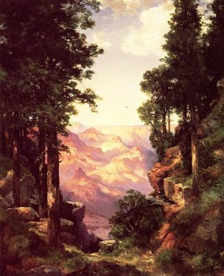 Moran Thomas Grand Canyon