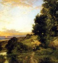 Moran Thomas A Late Afternoon in Summer