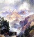 Moran Thomas A Showrey Day Grand Canyon