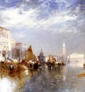 Moran Thomas Glorious Venice