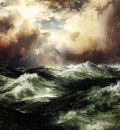 Moran Thomas Moonlit Seascape2