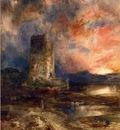 Moran Thomas Sunset on the Moor