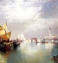 Moran Thomas The Splendor of Venice