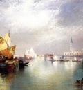 Moran Thomas The Splendor of Venice