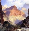 Moran Thomas Under the Red Wall Grand Canyon of Arizona