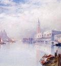 Moran Thomas Venetian Scene