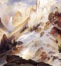 Moran Thomas Yellowstone Canyon