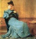 Anschutz Thomas P Portrait of Mrs  Anschutz