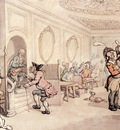 Rowlandson Thomas Strong Waters At Bath