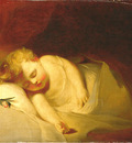 Sully Thomas Child Asleep
