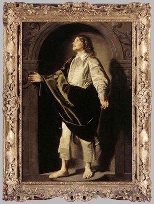 KEYSER Thomas de Apostle St John