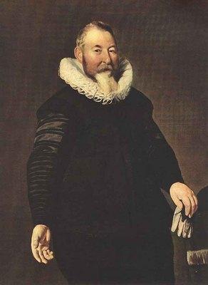 KEYSER Thomas de Portrait Of A Man