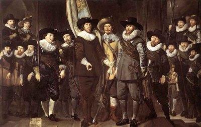 KEYSER Thomas de The Militia Company Of Captain Allaert Cloeck