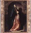 KEYSER Thomas de Virgin Mary