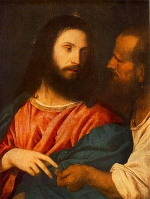 Tintoretto The Tribute M