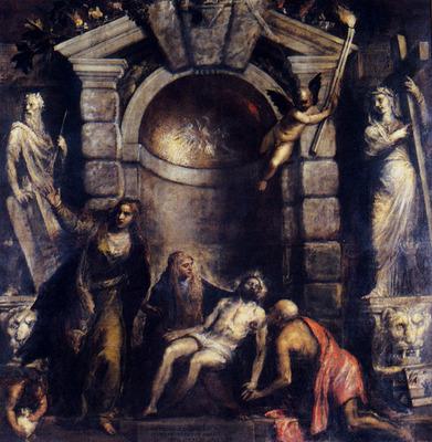 Titian Pieta