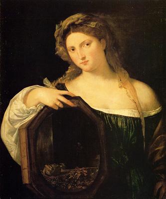 titian profane love or vanity 1514
