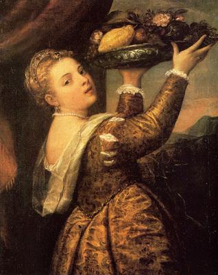 titian salome 1555