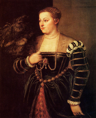 titian titian s daughter lavinia 1560