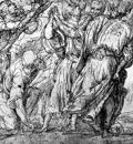 titian apostles group