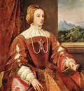 Titian Empress Isabel of Portugal