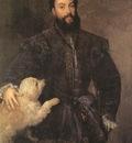 Titian Federigo Gonzaga Duke of Mantua