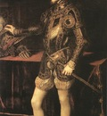 Titian King Philip II