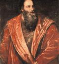 Titian Portrait of Pietro Aretino