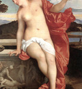 Titian Sacred and Profane Love detail1