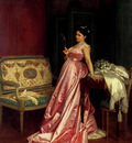 Toulmouche Auguste The Admiring Glance