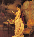 Toulmouche Auguste The Love Letter