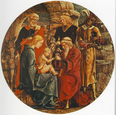 TURA Cosme Adoration Of The magi