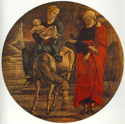 TURA Cosme Flight To Egypt
