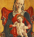TURA Cosme Madonna With The Child