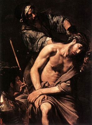 VALENTIN DE BOULOGNE Crowning With Thorns