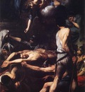 VALENTIN DE BOULOGNE Martyrdom Of St Processus And St Martinian