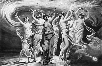 Vedder Elihu The Pleiades