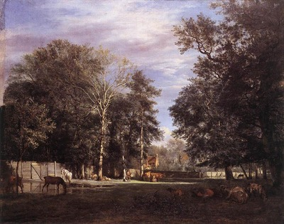 VELDE Adriaen van de The Farm