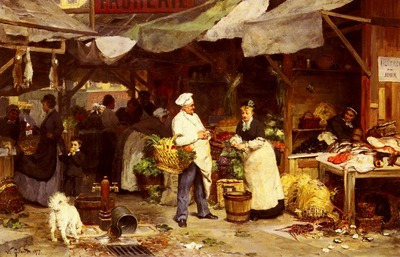 Gilbert Victor Gabriel Le Marche De Maubeuge