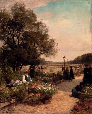 Gilbert Victor Gabriel Quai Aux Fleurs