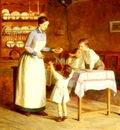 Gilbert Victor Gabriel Le Gouter Des Enfants