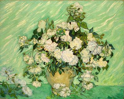 van gogh vincent roses