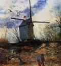 Van Gogh Vincent Le Moulin de la Galette2