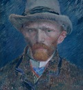 van gogh vincent self portrait