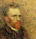 Van Gogh Vincent Self Portrait2