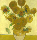 van gogh vincent sunflowers