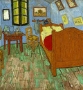 van gogh vincent the bedroom