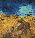 Van Gogh Vincent Wheatfield with Crows